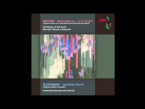 Brahms- Serenade No. 1 in D Major, Orchestra of the Swan, Kenneth Woods