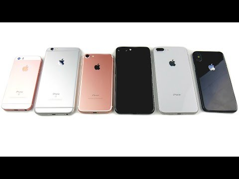 What iPhone To Buy October 2017?