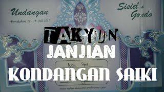 Takyun Janjian Kondangan Saiki (Full)