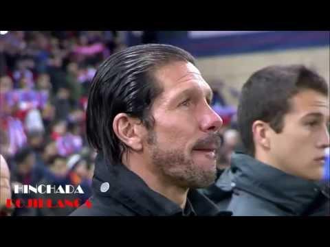 Atletico de Madrid / campeon de liga (video motivador)