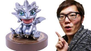 【パズドラ】リアルメタドラゲット!ちょこんとパズル&ドラゴンズ メタルドラゴン