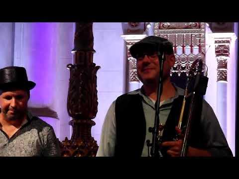 22. Zsidó Kulturális Fesztivál - Budapest Klezmer Band - szűnni nem akaró, megérdemelt taps ...