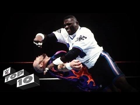 Greatest Superstars Who Played Football - WWE Top 10
