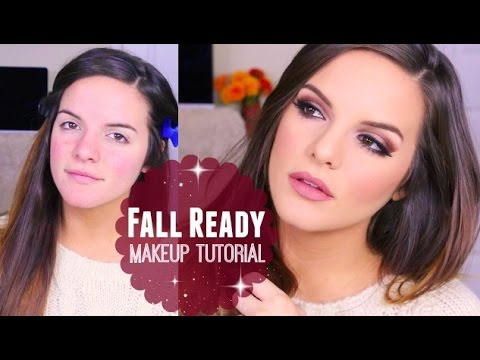FALL Ready | Makeup Tutorial