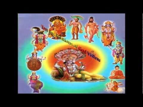 Shri Vishnu Panjar Stotram.wmv