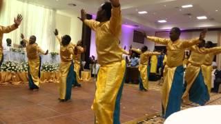 Kinyarwanda traditional dance