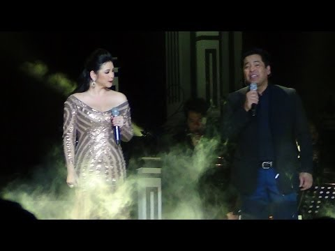 REGINE VELASQUEZ & MARTIN NIEVERA - Broadway Medley (Voices of Love Concert!)