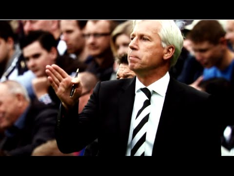 Newcastle United - The Pardew Era