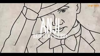 Download Lagu Anji - Bukan Lelaki Sempurna ( Lyric Music Sketch Video ) Gratis STAFABAND