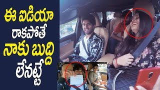Vijay Deverakonda as Taxi Driver | Vijay Deverakonda As Taxi Driver In Public | Filmylooks