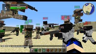 【Minecraft】超強大自創NPC模組