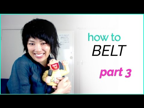 How to Belt - Part 3