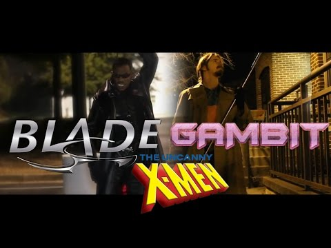 X-Men - Blade: Bad Blood