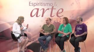 Espiritismo e Arte - Grupo Tela