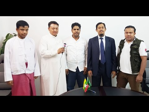 Talk Show With Dr.Tahir Mohammad Siraj ARU Congress Chairman in Rohingya Part 2