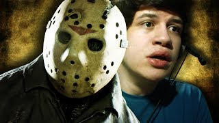 JASON TÁ FURIOSO! - Friday the 13th: The Game
