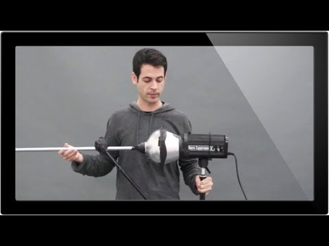 Do It Yourself Light Modifiers - A Phlearn Video Tutorial