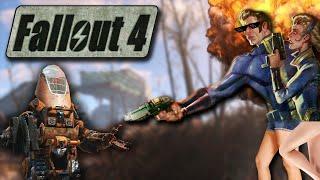 FALLOUT 4 + ROBOTS = IGN 10/10! - Fallout 4 Automatron DLC Funny Moments!