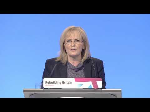 Margaret Curran's speech to Labour Party Annual Conference 2012