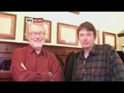 Iain Banks: Ian Rankin Pays Tribute To Award-Winning Author