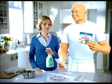 ellen sirot hand model mr clean magic eraser commercial p g youtube. Black Bedroom Furniture Sets. Home Design Ideas