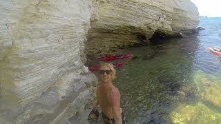 Catalina Island Summer Kayak Camping Adventure