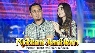 Download lagu Ngidam Jemblem - Difarina indra adella - Fendik Adella - OM ADELLA