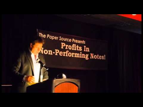 Ten Amazing Insights into the Non Performing Notes Business