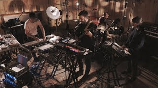 Mount Kimbie Live Eb Tv Studio Session