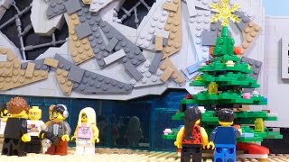 XmasAtFedSquare LEGO Video Collection by Cheep Jokes - LEGO Stop Motion Video