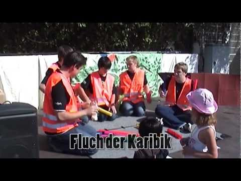 Liomp plays the Boom Whackers - Fluch der Karibik und Popcorn
