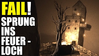 Conan Exiles #22 FAIL! Sprung in Hexenkessel! | Gameplay German |  Let's Play Deutsch