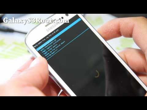 How to Root Galaxy S3 on Linux/Ubuntu!