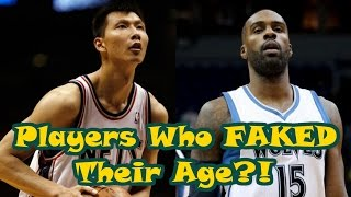 Download Lagu 5 NBA Players Who LIED About Their Age?! Gratis STAFABAND