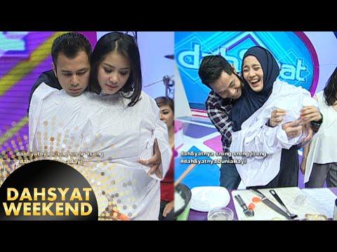 Download Lagu Masak bersama pasangan Alyssa Dude & Raffi Nagita [Dahsyat] [1 Nov 2015] MP3 Free