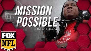 Mission Possible with Eric LeGrand: Gianna Brunini