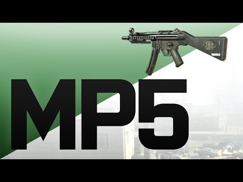 Best Guns of Call of Duty: COD4 MP5 (Episode 2)