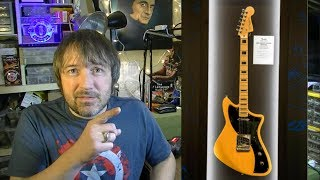 Fender's Coolest Guitar Model in 50 Years...The Meteora - SPF