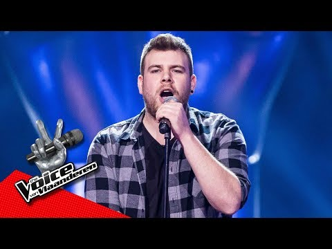 Dieter zingt 'Good Grief' | Blind Audition | The Voice van Vlaanderen | VTM