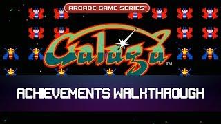 [Road to 100%] Arcade Game Series: Galaga - Achievements Walkthrough