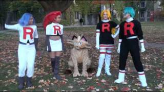 Team Rocket Motto Battle