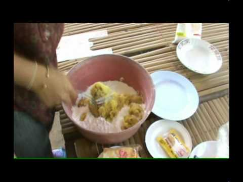 อาชีพทำขนมไข่นกกระทาตำบลคูซอด