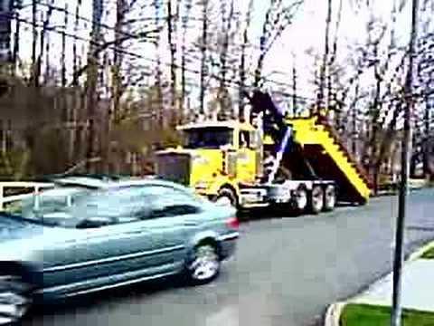 Roll Off Truck