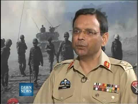 Interview With Maj. Gen. Athar Abbas - Part One video