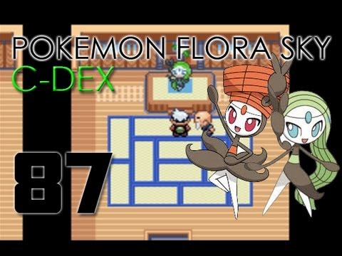 Pokémon Flora Sky C-Dex Walkthrough Part 87 [Catching Meloetta]