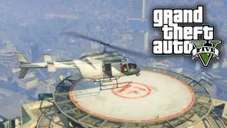 GTA 5 PC Online Funny Moments With THE PACK! HELICOPTERS!