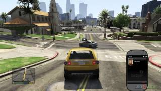 GTA V PS3 Gameplay / Walkthrough / Playthrough / 1080P Part 3 - Complications