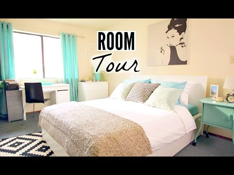 Back to School Room Makeover & Room Tour!