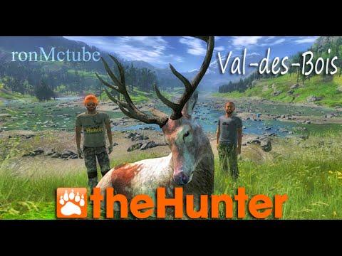 theHunter 2015 Red deer on Val-des-Bois
