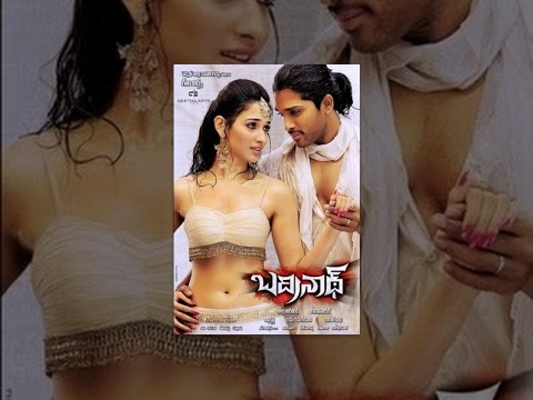 Stylish Star All Arjun Badrinath-Full Movie- HD